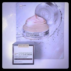 It cosmetics eye cream
